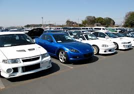 CAR AUCTIONS IN JAPAN